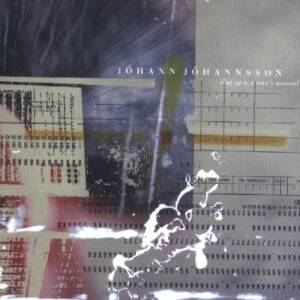 Johann Johannsson - IBM 1401 A User's Manual [vinyl 2LP]