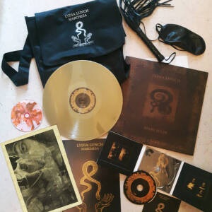 Lydia Lunch - Marchesa – Deluxe Limited Fetish Bag – 99 copies [vinyl+CD+bag+more]