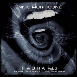 ENNIO MORRICONE - Paura Vol. 2 - A Collection Of Scary And Thrilling Soundtracks [vinyl clear ltd]