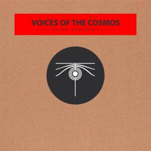 "Voices Of The Cosmos - Solar Sequences [vinyl 10"" limited black + downloadcode]"