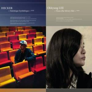 Hecker / Okkyung Lee Statistique Synthétique / Teum (the Silvery Slit) [vinyl]